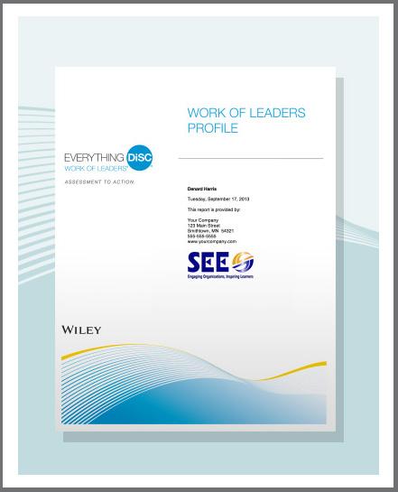 Work of Leaders Profile