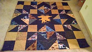 Quilts for Warriors