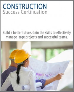 Construction Success Certification