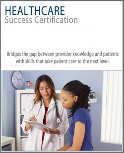 Healthcare Success Certification