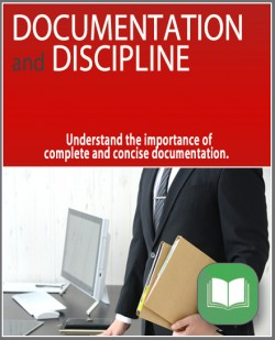 Documentation and Discipline