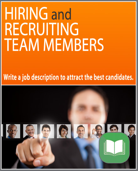 Hiring and Recruiting Team Members
