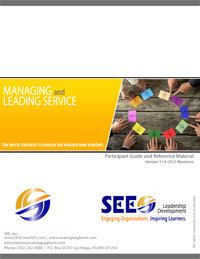 Managing and Leading Service