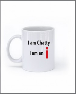 I am Chatty, I am an i