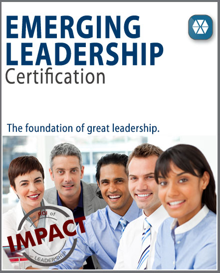 Emerging Leader Certification