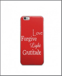 Love Forgive Light Gratitude