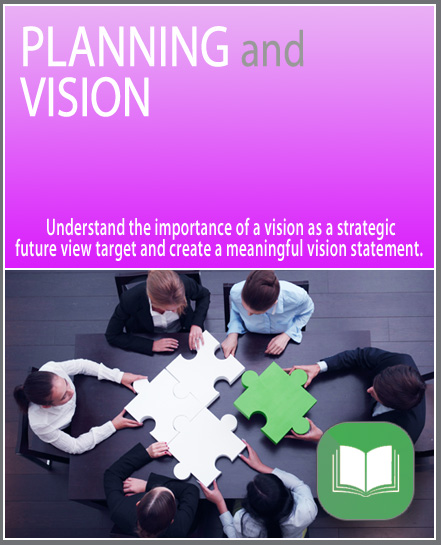 Planning and Vision