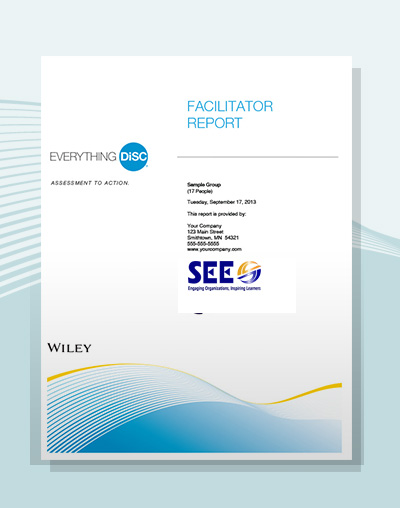 Facilitator Report