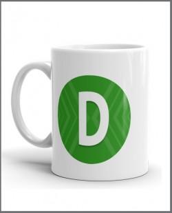 DiSC Mug D
